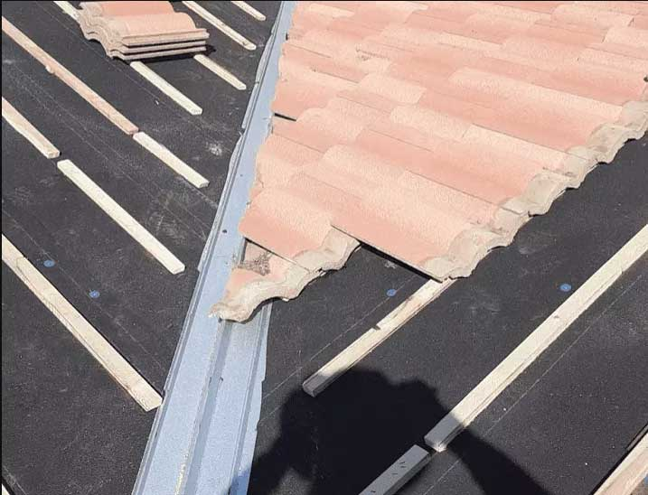 Best Tile Roof Underlayment In Arizona Mikku Sons Roofing