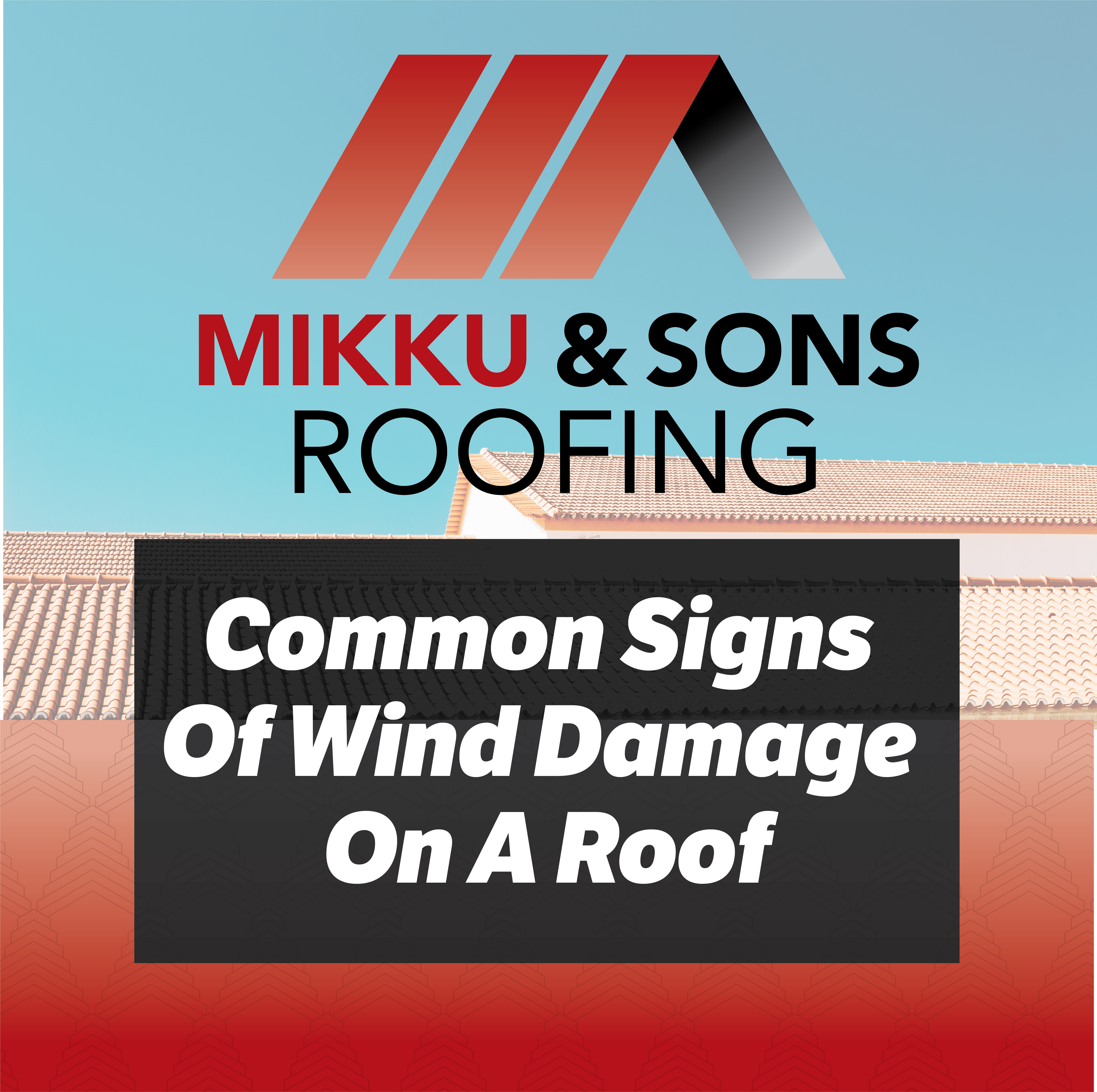Common Signs Of Wind Damage On A Roof