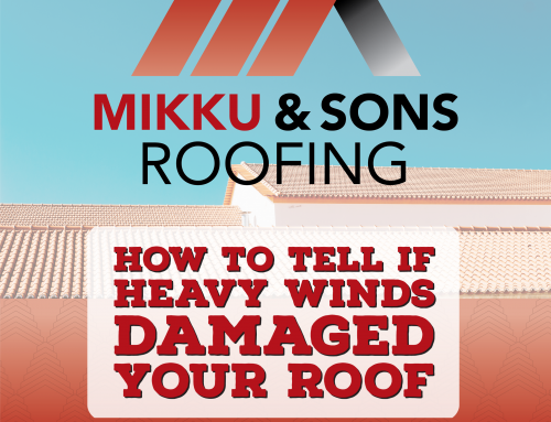 How to Tell If Heavy Winds Damaged Your Roof