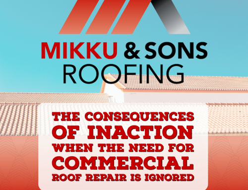 The Consequences of Inaction When the Need for Commercial Roof Repair Is Ignored