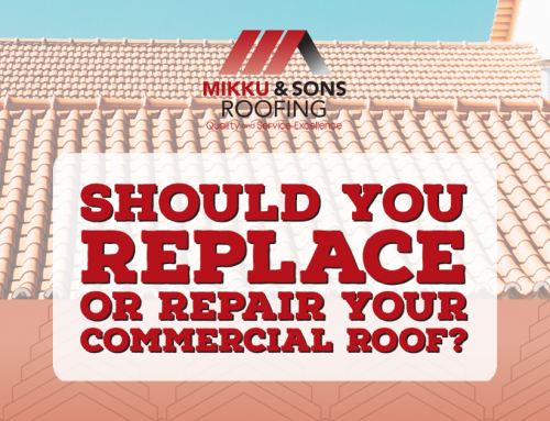 Should You Replace or Repair Your Commercial Roof?